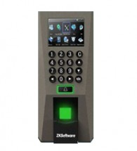 F18 fingerprint stand alone access control zk