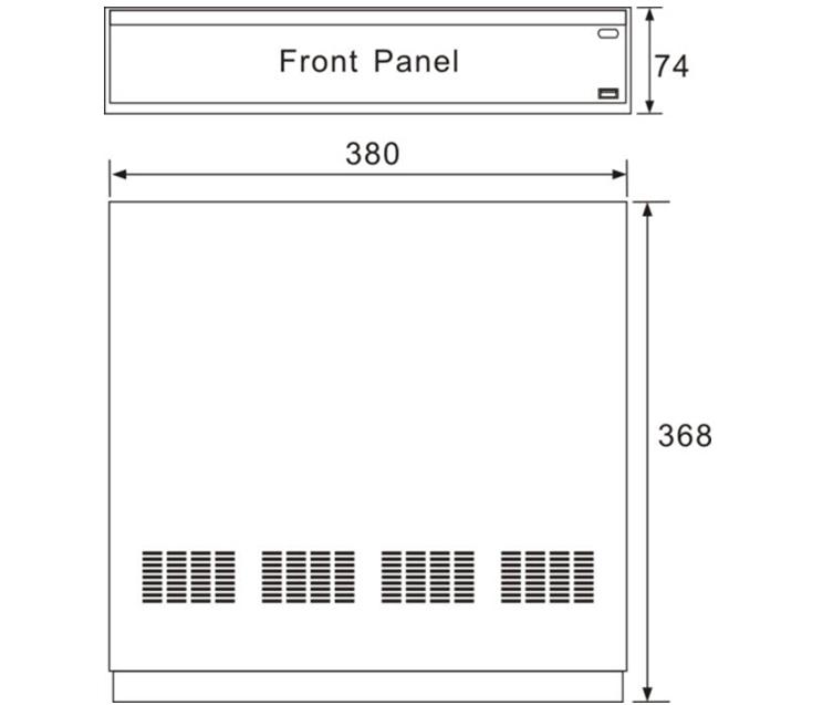 SM-PRO808HDL 8Standalone DVR somax egypt 1